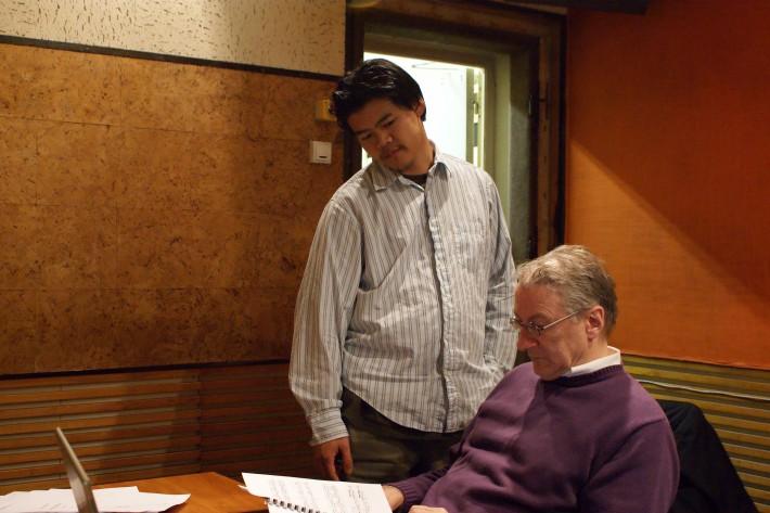 Winston Choi et Jacques Lenot par Florian Chavanon ©